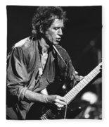 Keith Richards Fleece Blanket