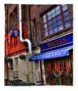 Kells Irish Restaurant And Pub - Seattle Washington Fleece Blanket