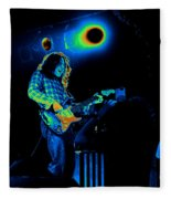 Kent #83 In Cosmicolors Fleece Blanket