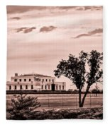 Kentucky - United States Bullion Depository Fort Knox Fleece Blanket