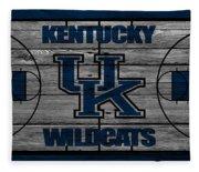 Kentucky Wildcats Fleece Blanket