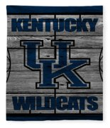 Kentucky Wildcats Fleece Blanket