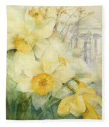 Kew Gardens Fleece Blanket