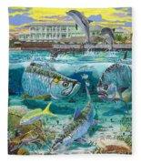 Key Largo Grand Slam Fleece Blanket