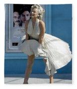 Key West Marilyn Fleece Blanket