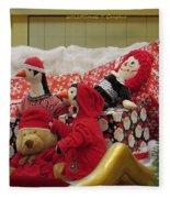 Kids Celebrations Fleece Blanket