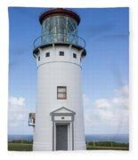 Kilauea Lighthouse Fleece Blanket
