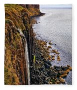 Kilt Rock Fleece Blanket