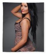 Kimberley9 Fleece Blanket
