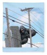 King Kong Fleece Blanket