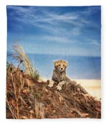 King Of The Hill Fleece Blanket