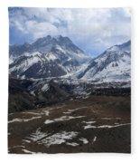 Kingdom Of Mustang - Nepal Fleece Blanket