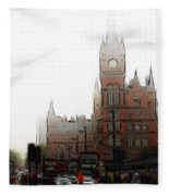 Kings Cross Fleece Blanket