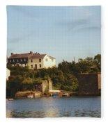 Kinsale Waterfront Fleece Blanket