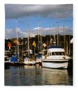 Kinsale Yacht Club Fleece Blanket