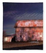 Kipling Barn Fleece Blanket
