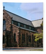 Kirkpatrick Chapel Fleece Blanket