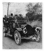 Kissel Kar, 1910 Fleece Blanket