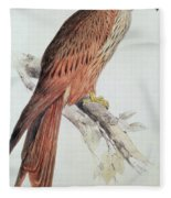Kite Fleece Blanket