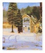 Kittattiny Park Ranger Residence Fleece Blanket