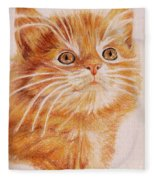 Kitty Kat Iphone Cases Smart Phones Cells And Mobile Cases Carole Spandau Cbs Art 349 Fleece Blanket