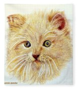 Kitty Kat Iphone Cases Smart Phones Cells And Mobile Phone Cases Carole Spandau 301 Fleece Blanket