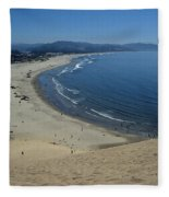 Kiwanda Beach II Fleece Blanket