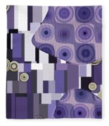 Klimtolli - 28 Fleece Blanket