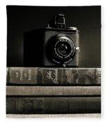 Kodak Brownie Special Six-16 Fleece Blanket