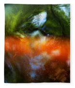 Koi Dream Fleece Blanket