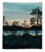 Koirajarvi Dawn Fleece Blanket