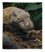 Komodo-7393 Fleece Blanket