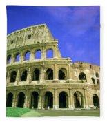 K.straiton Colosseum, Rome Fleece Blanket