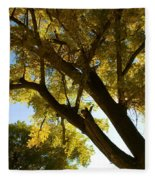 La Boca Ranch Cottonwood Fleece Blanket