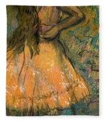 La Danseuse Fleece Blanket