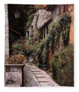 La Fontanella Fleece Blanket