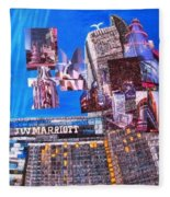 La Live Fleece Blanket