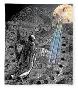 La Luna Fleece Blanket