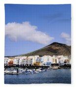 La Restinga Fleece Blanket