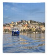 La Spezia Fleece Blanket