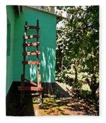Ladder Fleece Blanket