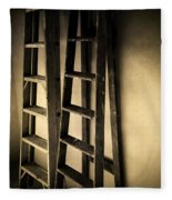 Ladders Fleece Blanket