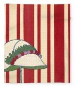 Ladies Hat, From Les Robes De Paul Fleece Blanket