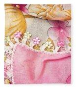 Ladies' Scarf Fleece Blanket