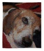 Lady 8 Fleece Blanket