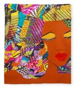 Lady J Fleece Blanket