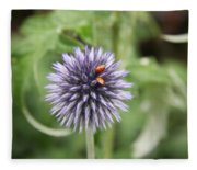 Ladybugs  Fleece Blanket