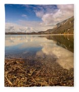 Lago Di Annone Fleece Blanket