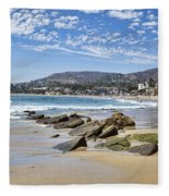 Laguna Beach Fleece Blanket