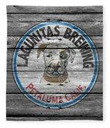 Lagunitas Brewing Fleece Blanket